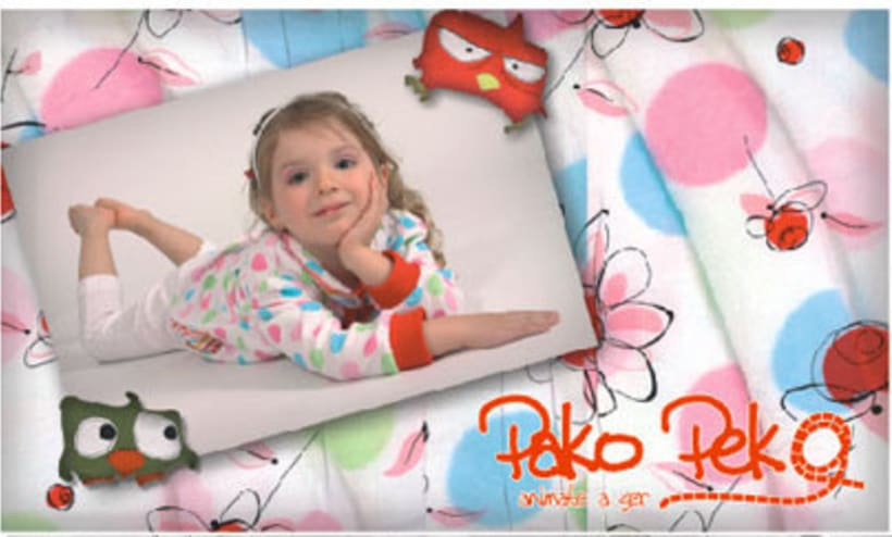 Pako Peko. Indumentaria para niños 4