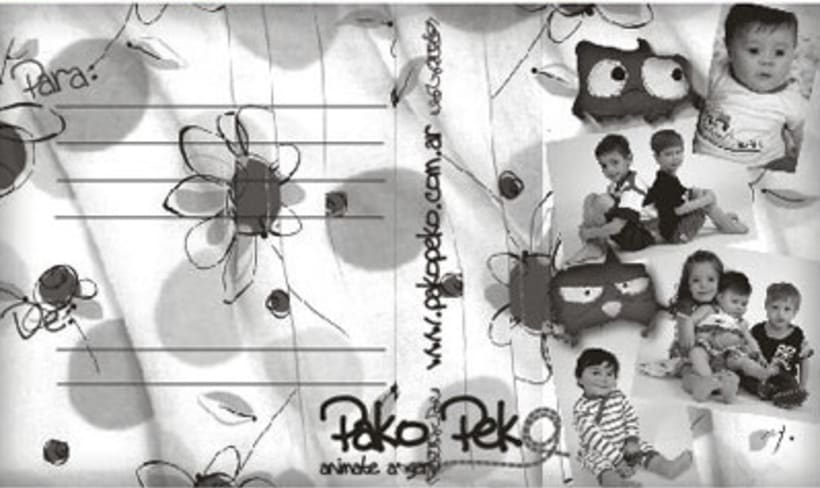 Pako Peko. Indumentaria para niños 6
