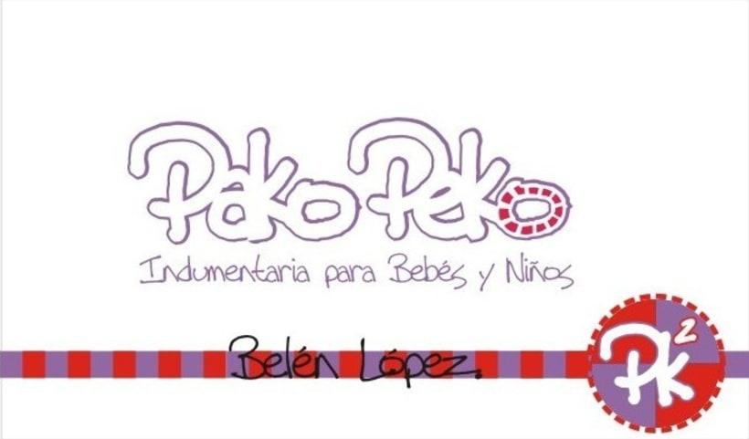 Pako Peko. Indumentaria para niños 10