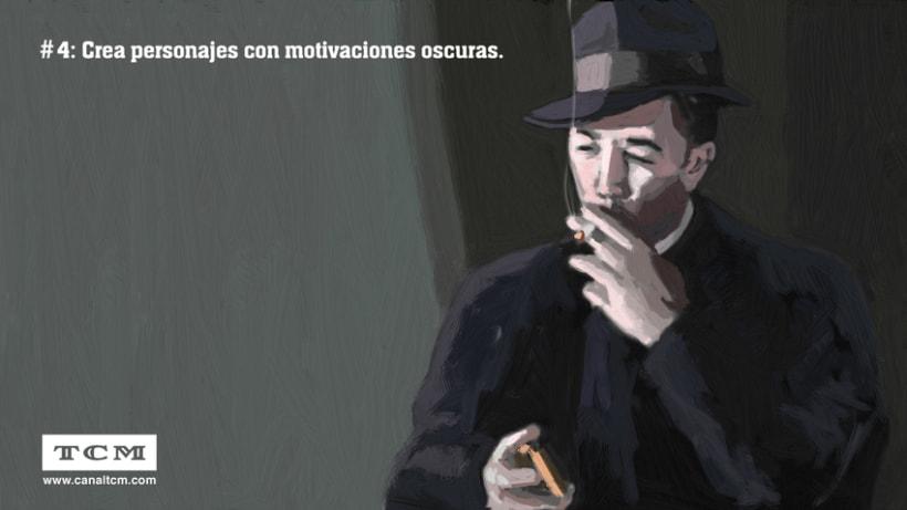 The ten basic rules of film noir 8
