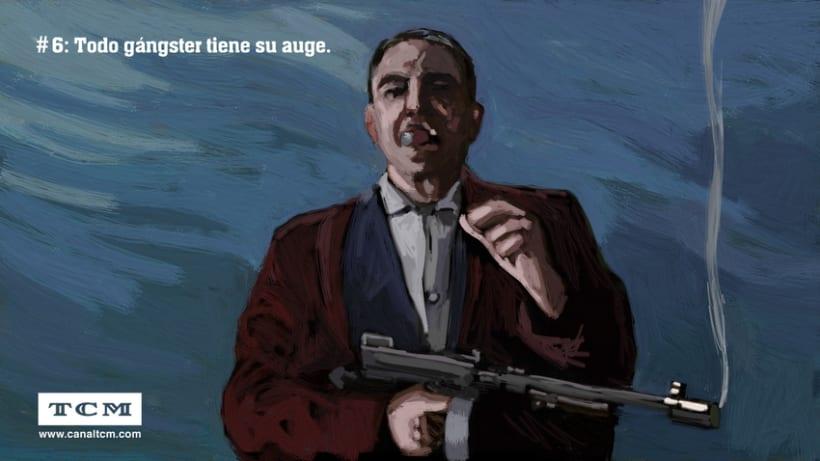 The ten basic rules of film noir 10