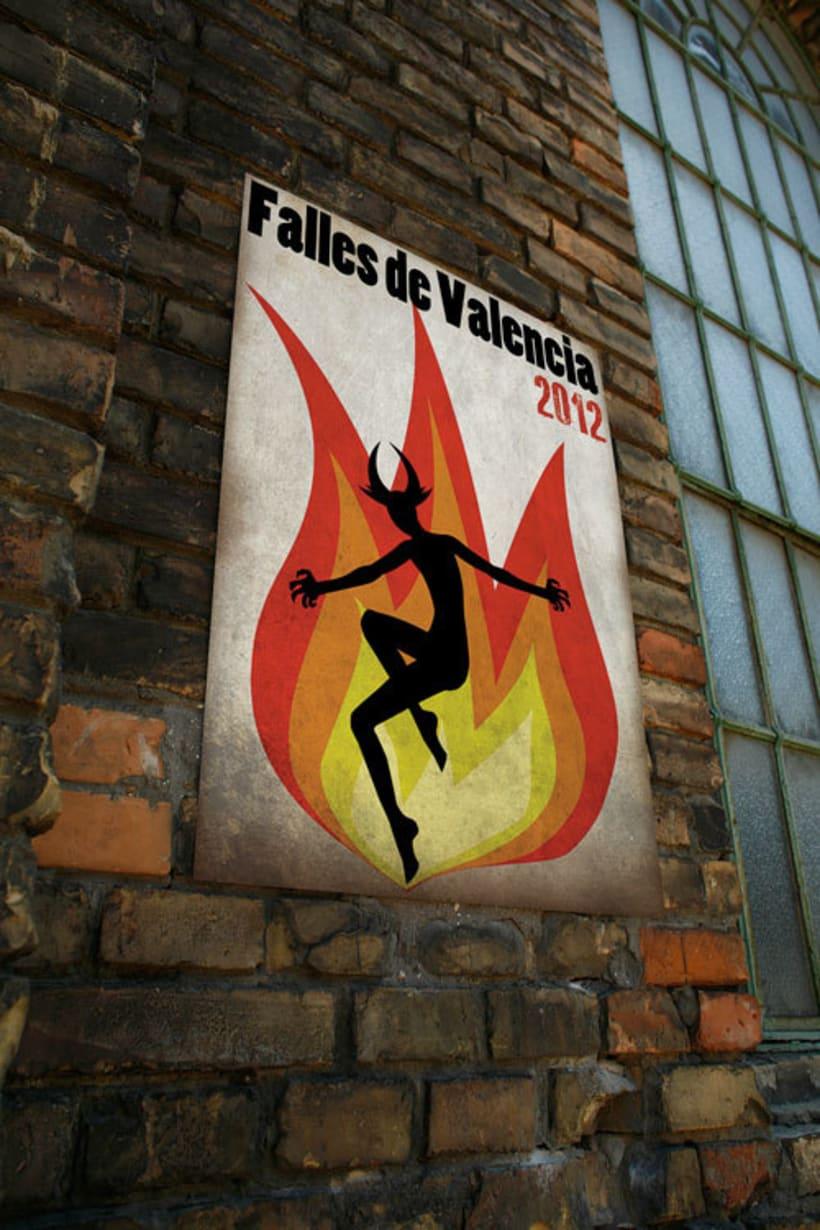 Falles de Valencia 2012 -1