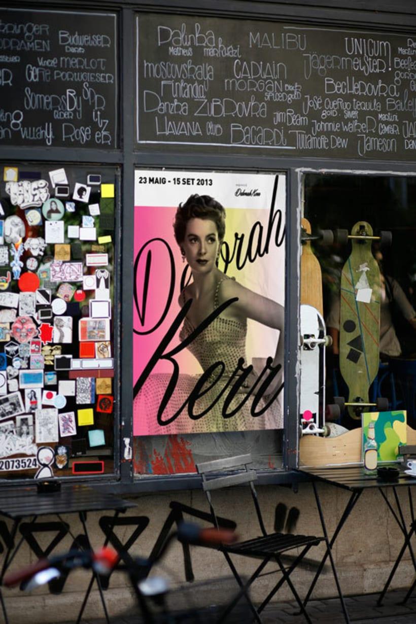 Exposició Deborah Kerr 0