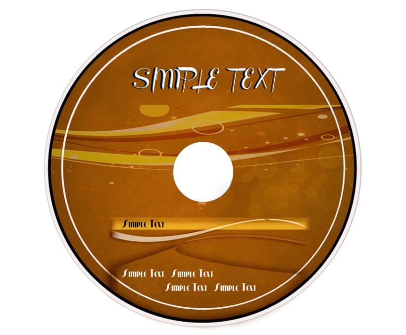 DVD Labels Designs 1