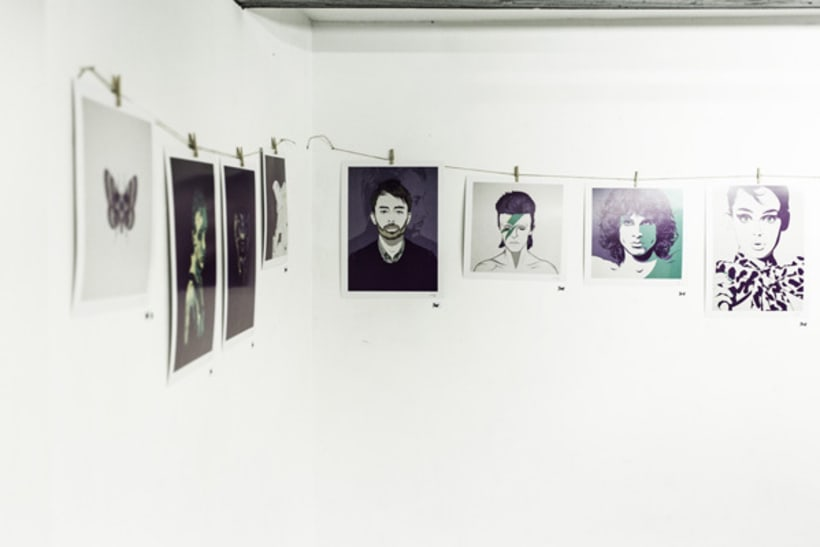 Violet Minds // Solo Exhibition 29