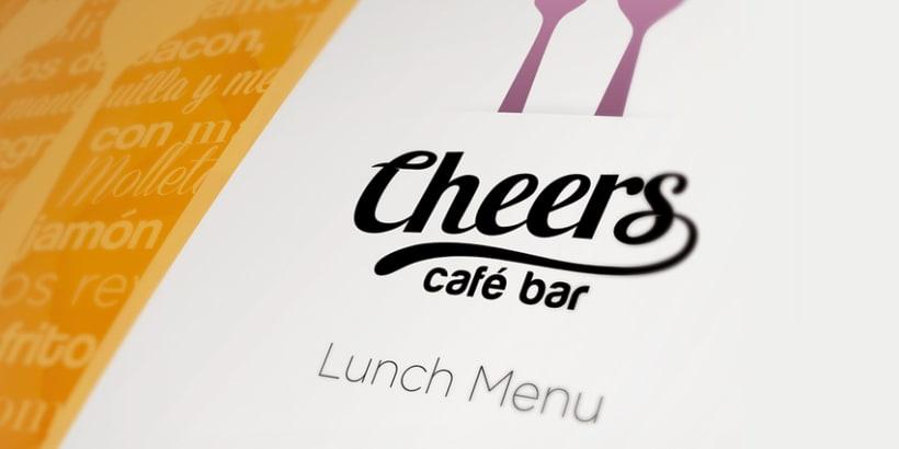 Cheers Café Roma 0