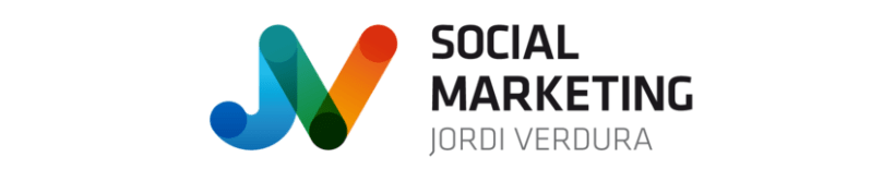 Social Marketing Jordi Verdura. Logotipo y identidad. 0