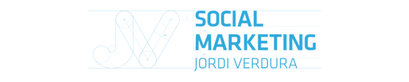 Social Marketing Jordi Verdura. Logotipo y identidad. 3