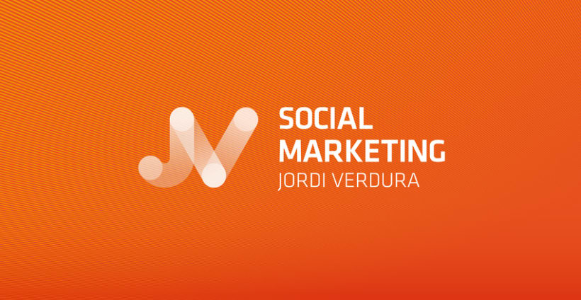 Social Marketing Jordi Verdura. Logotipo y identidad. 6