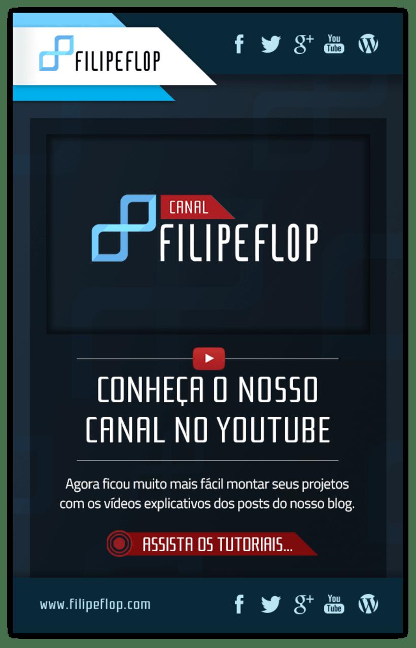 DIGITAL / FILIPEFLOP - Blog, newlsletter, fanpage, web, mail, etc 11