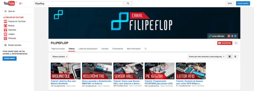 DIGITAL / FILIPEFLOP - Blog, newlsletter, fanpage, web, mail, etc 8