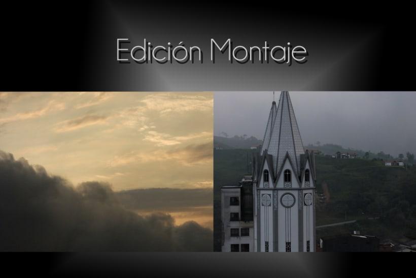 Montajes y edición 1