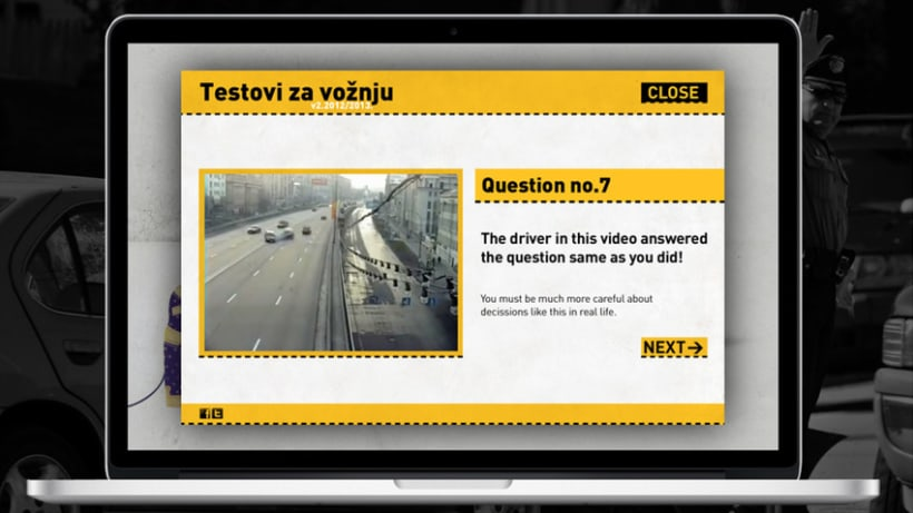 New Driving Tests - Case Study 3