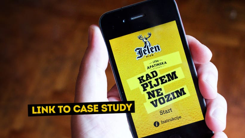 Beck's / Jelen Beer - Sobriety Test Mobile Apps 1