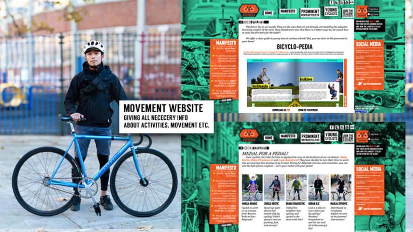 UNDP - Cycling Belgrade 3