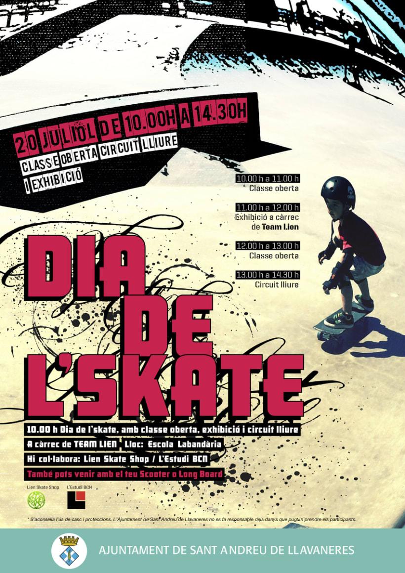 Jornadas Skate en Llavaneres -1