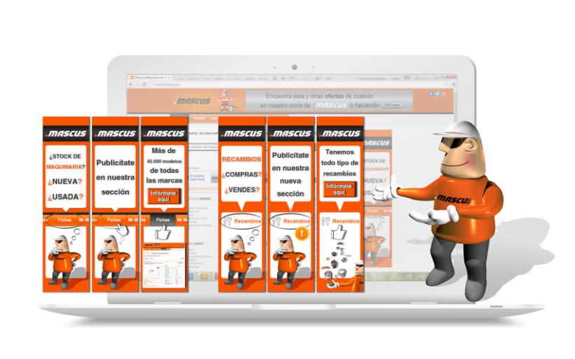 Diseño Publicitario Web 1