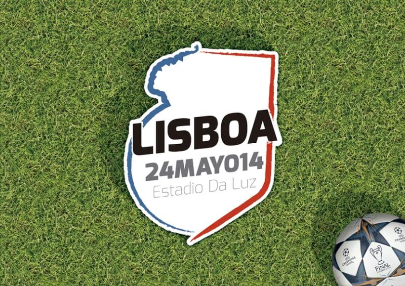 Camisetas Final Lisboa 2014 3