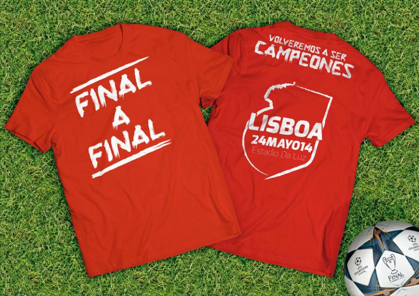 Camisetas Final Lisboa 2014 5