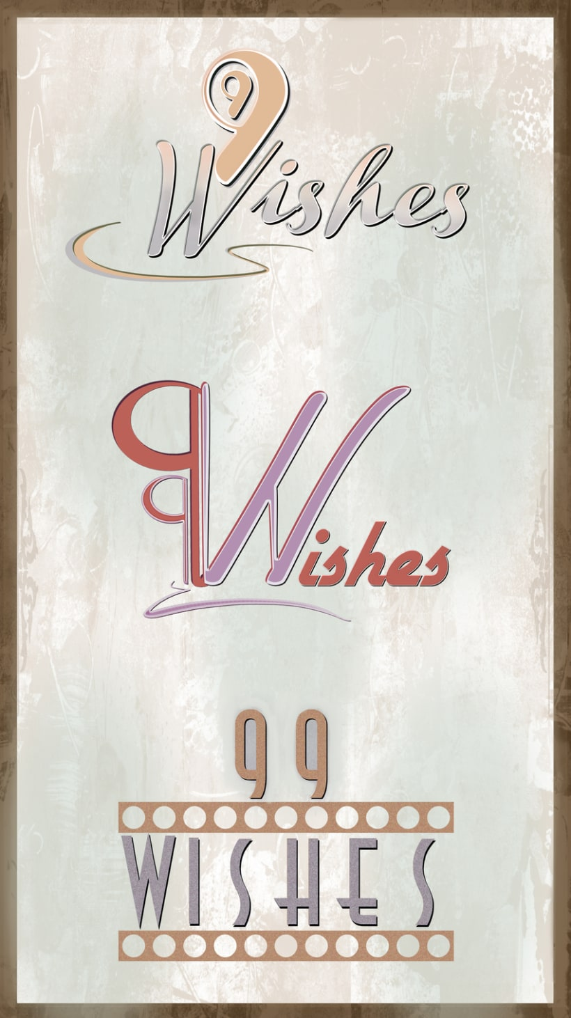 99 Wishes - Logo Designs 0