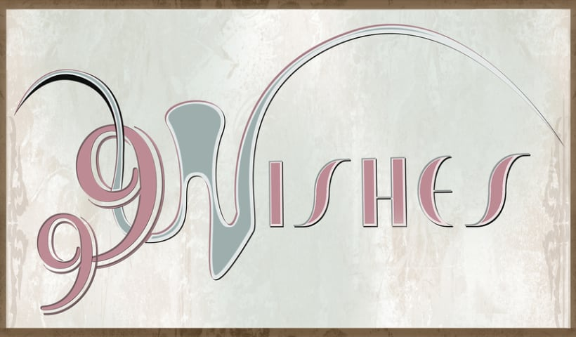 99 Wishes - Logo Designs 2