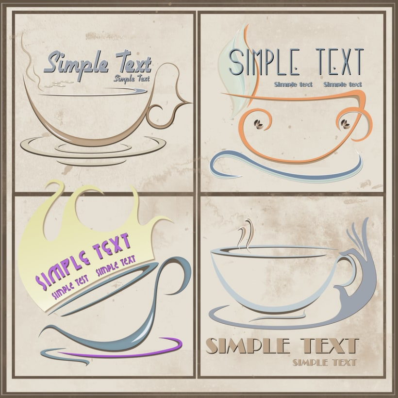 Graphic Design - The loved Coffee 0