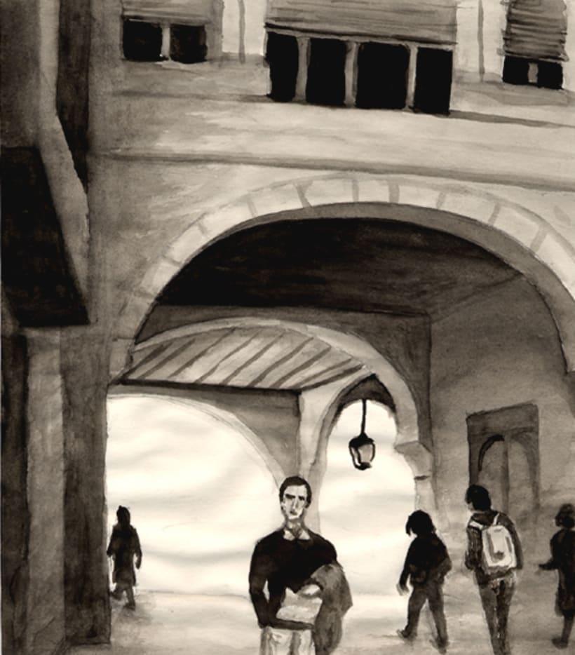 Acuarelas - Watercolors 4