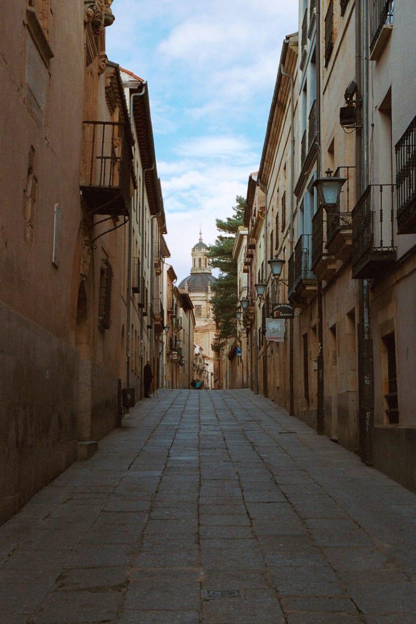 Salamanca, España  3