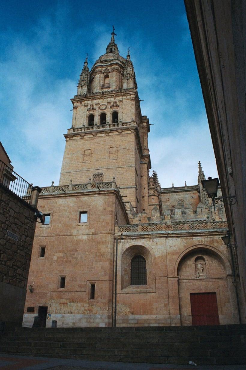 Salamanca, España  6
