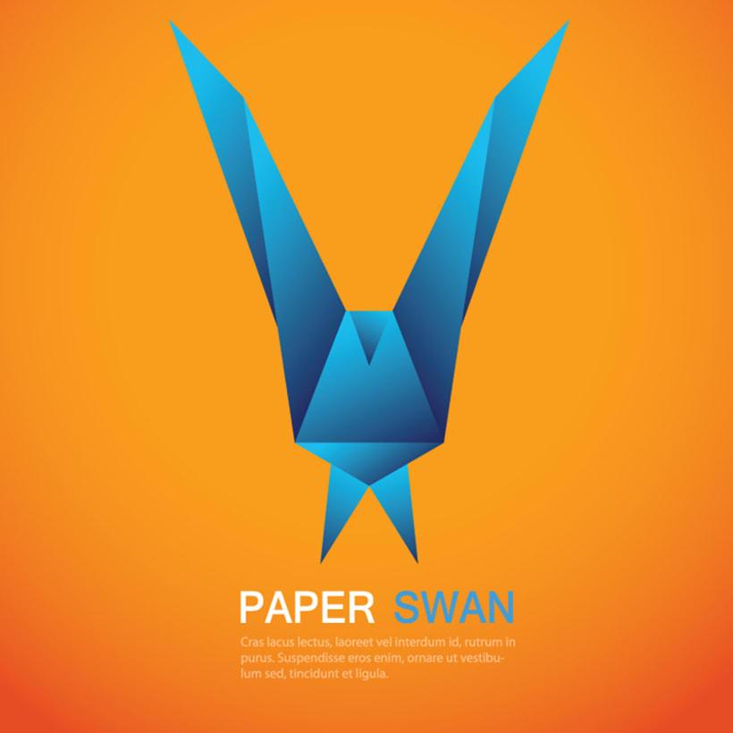 Origami Swan 0