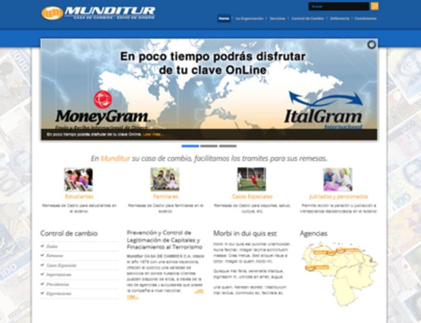 Página web 0