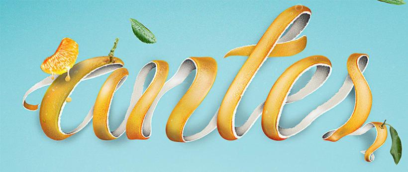 Granini lettering 1
