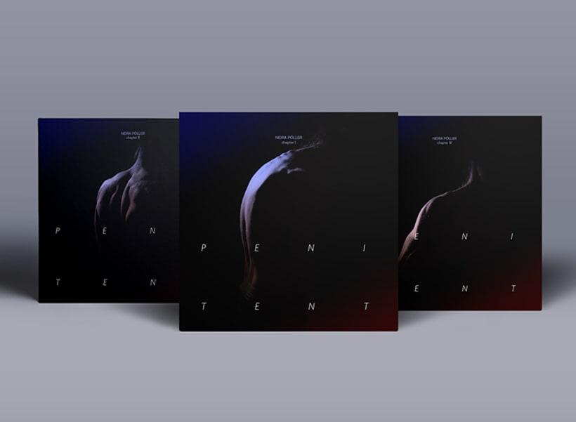Cover CD / PENITENT 4