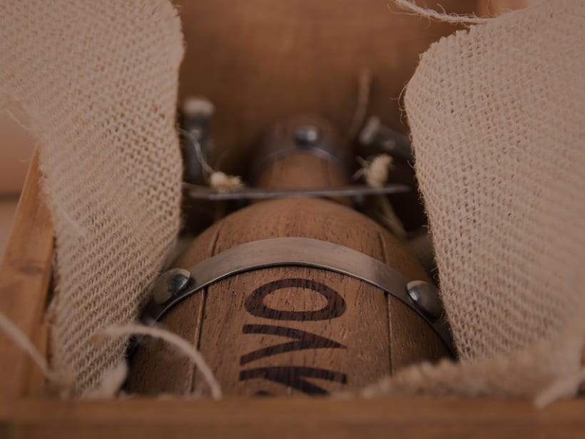 OAK wine | Packaging 8
