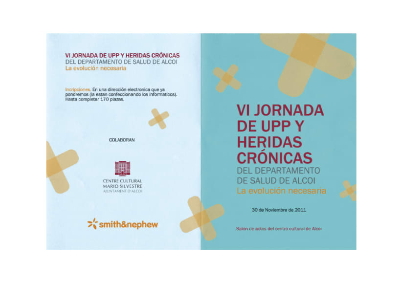 VI JORNADA DE UPP Y HERIDAS CRÓNICAS 0