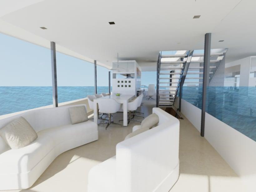 Vivienda en un Barco 1