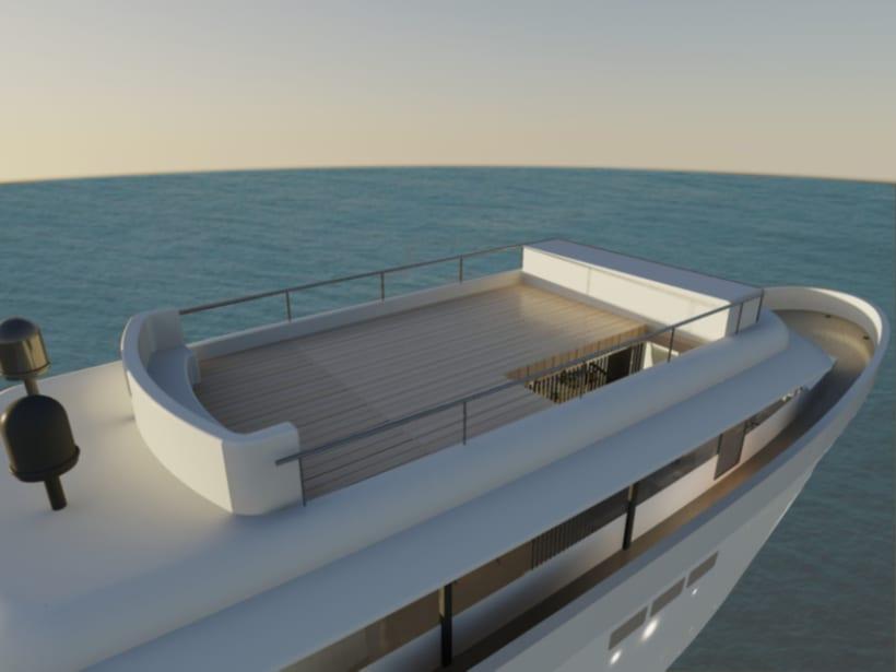 Vivienda en un Barco 5