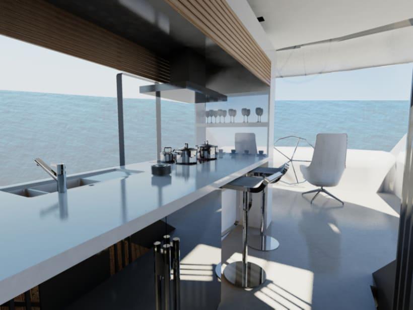 Vivienda en un Barco 2
