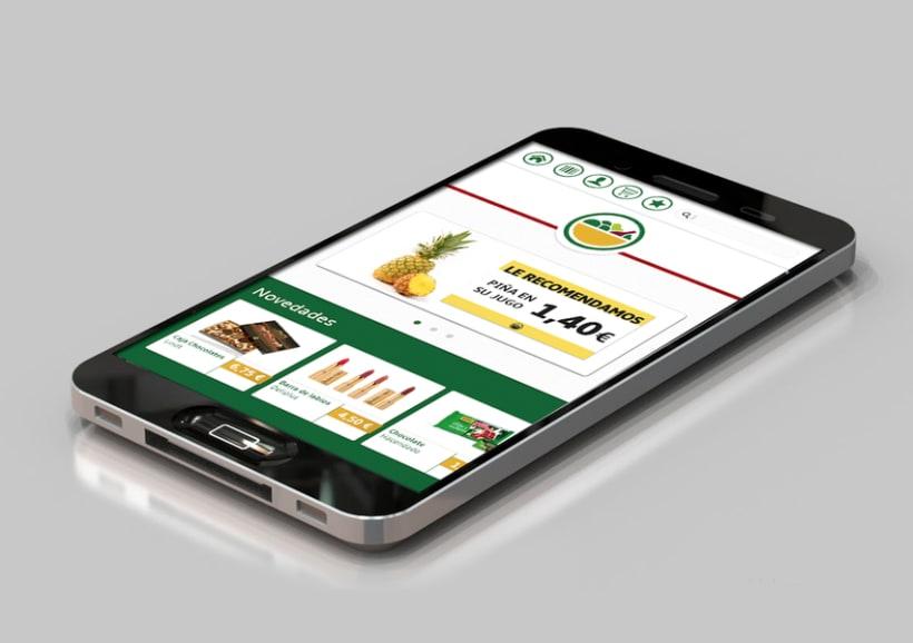 Mercadona Redesign Concept 5
