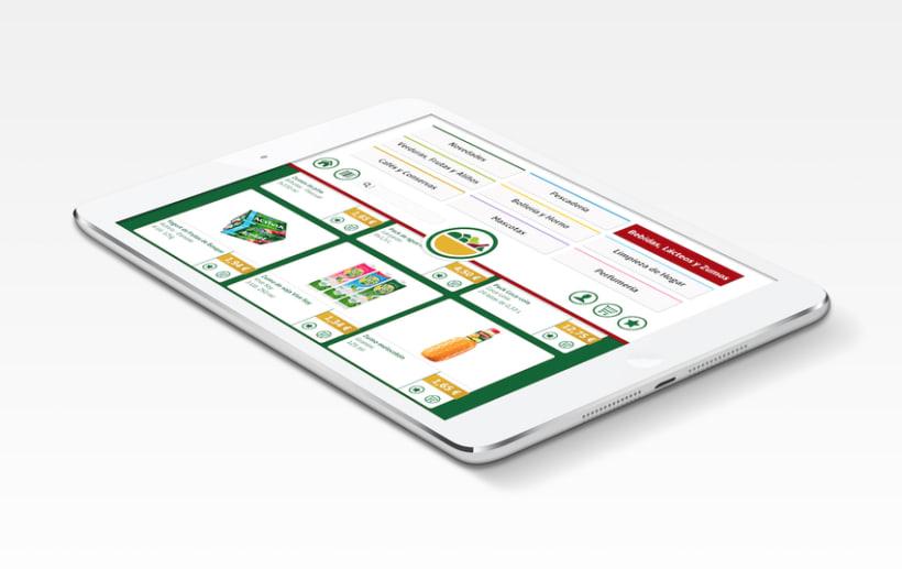 Mercadona Redesign Concept 4