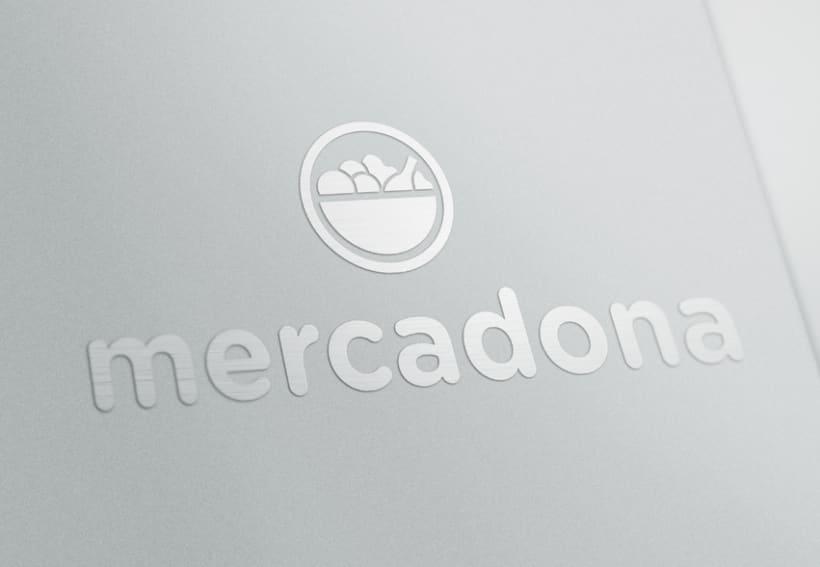 Mercadona Redesign Concept 1