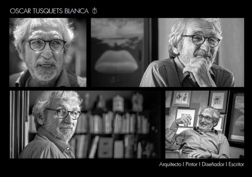 Presentación Oscar Tusquets 0