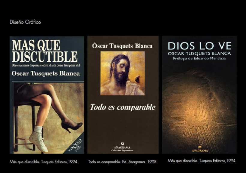 Presentación Oscar Tusquets 10