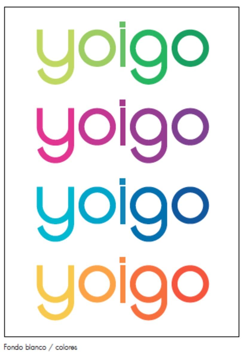 Re-diseño imagen visual YOIGO -1