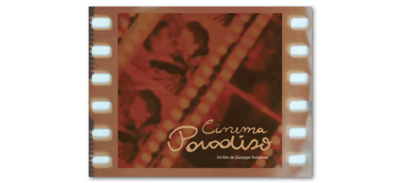 "Booklet del film ""Cinema Paradiso"" 1"
