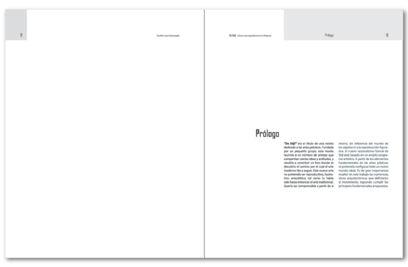 Libro De Stijl, hacia una arquitectura en bloques 4