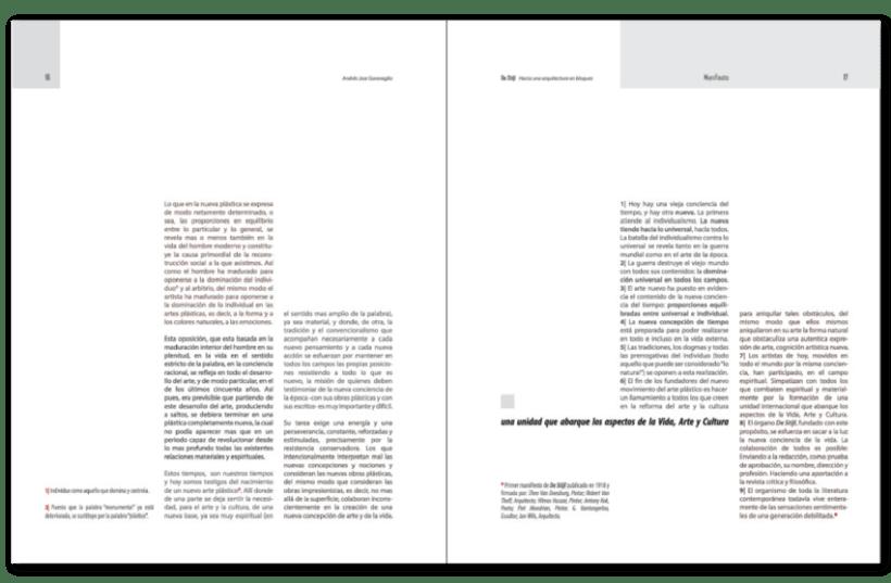 Libro De Stijl, hacia una arquitectura en bloques 5