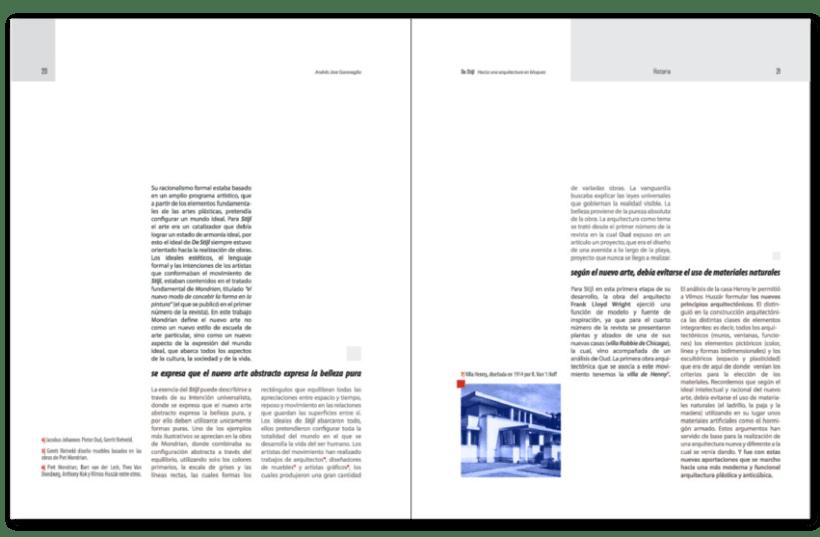 Libro De Stijl, hacia una arquitectura en bloques 7