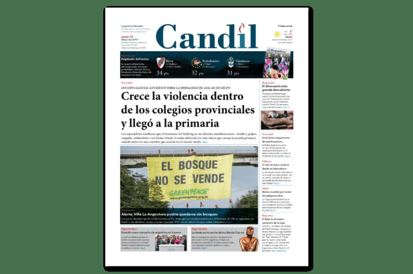 Periódico Candil 1