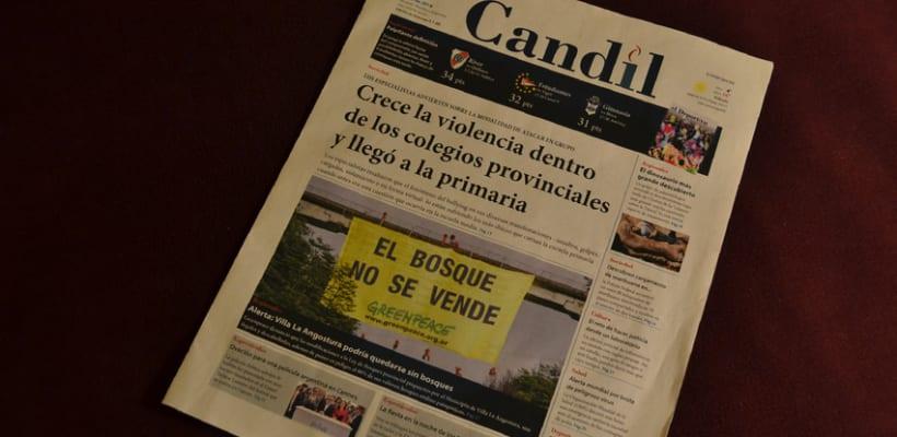 Periódico Candil 4